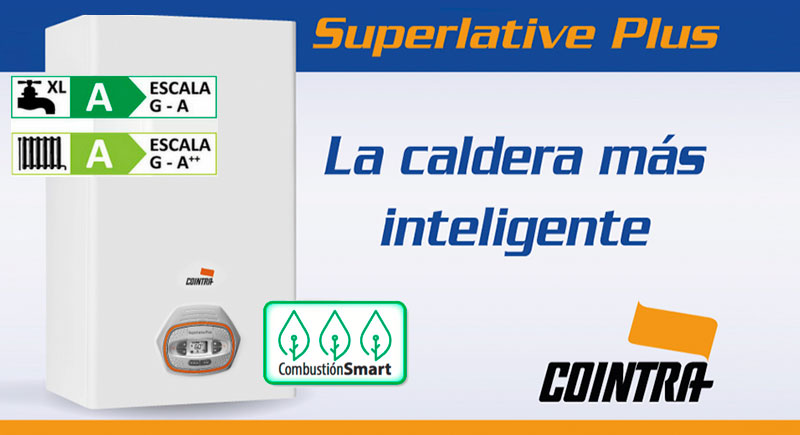 Nueva Caldera Cointra Superlative Plus
