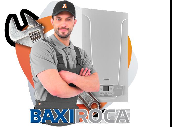 reparación calderas BaxiRoca en Torrelodones