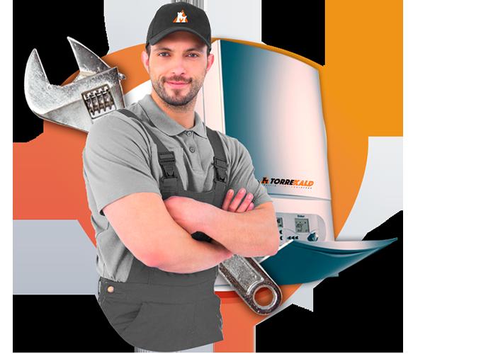 reparación calderas en torrelodones