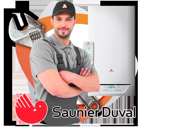 reparación calderas Saunier Duval en torrelodones