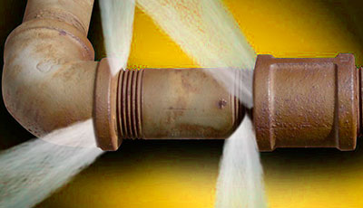 reparación fugas de gas en Torrelodones