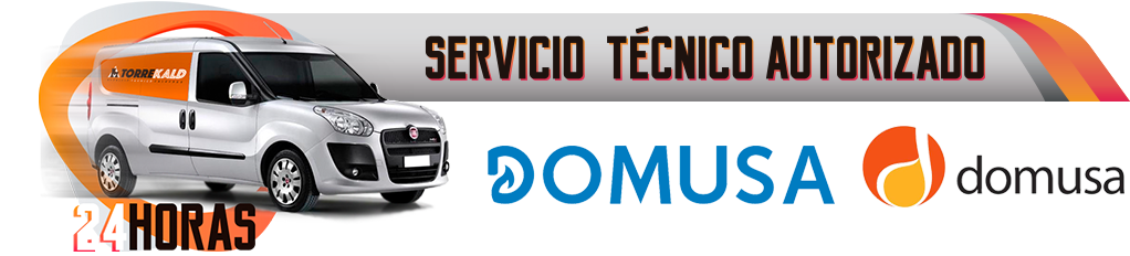 servicio técnico calderas Domusa en Torrelodones