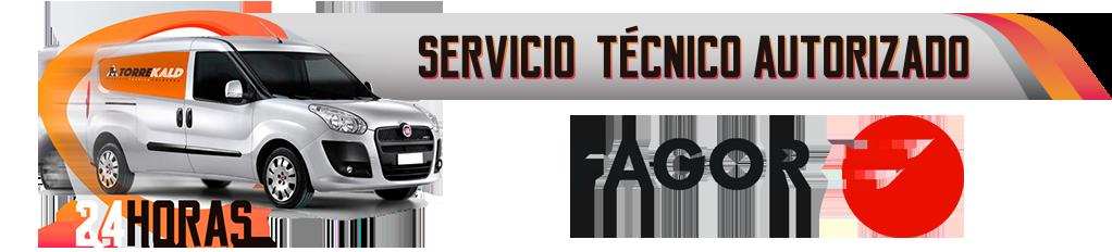 servicio técnico calderas Fagor en Torrelodones