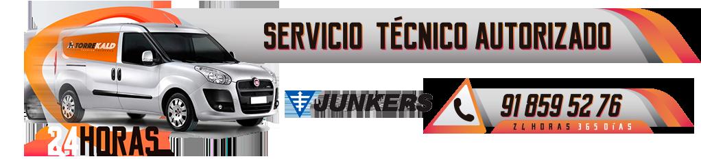 servicio técnico calderas Junkers en Torrelodones
