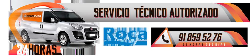 servicio técnico calderas Roca en Torrelodones