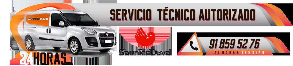 servicio técnico calderas Saunier Duval en Torrelodones