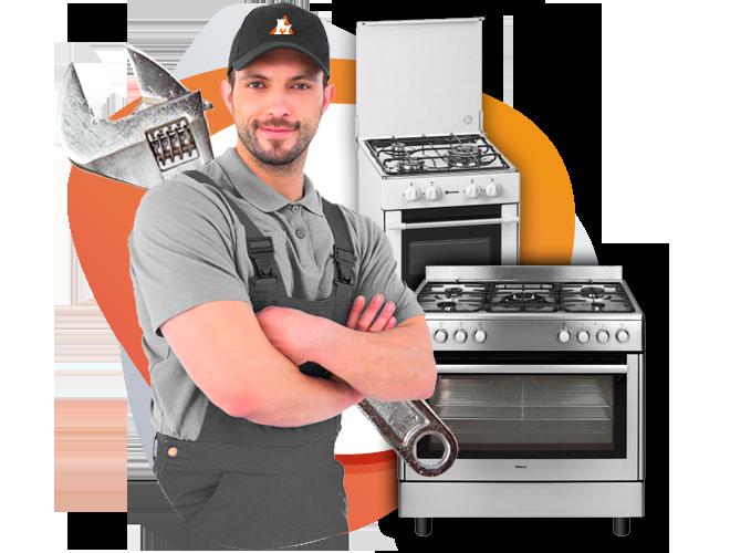 Reparación de cocinas de gas en Torrelodones
