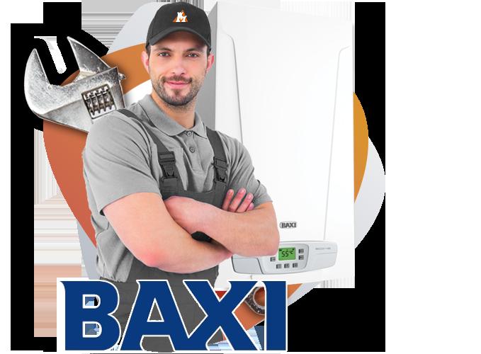 reparación calderas Baxi en Torrelodones